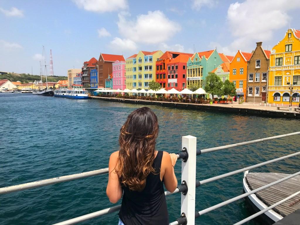 Overlooking Curaçao