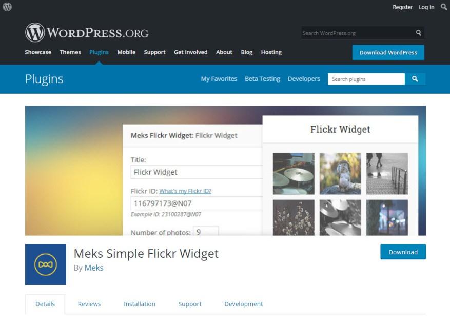 flickr gallery-meks