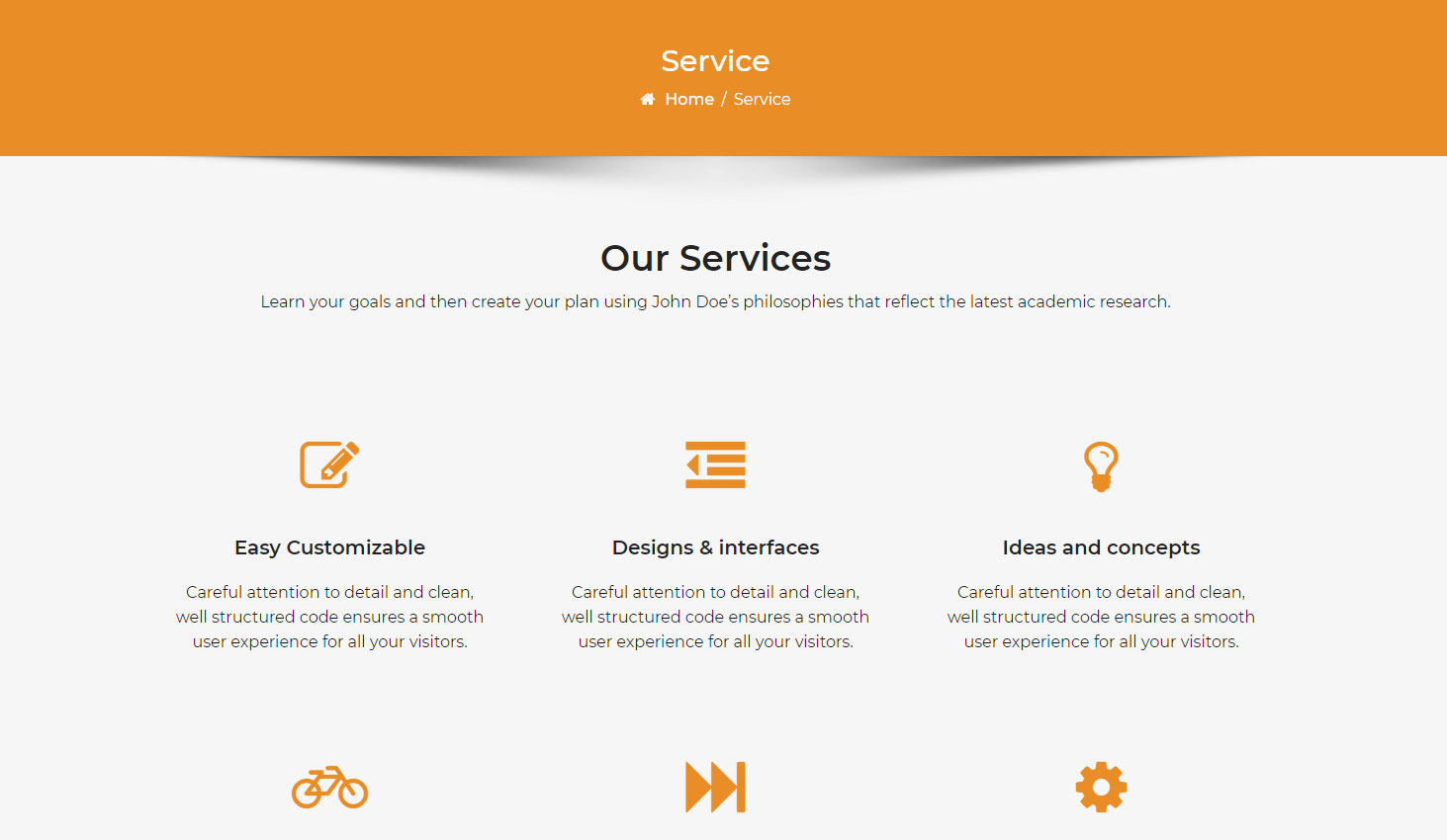 Crypto Premium WordPress Theme For Cryptocurrency Business and Blog Websites - A WP Life - Services Template