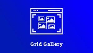 Grid Gallery WordPress Plugin