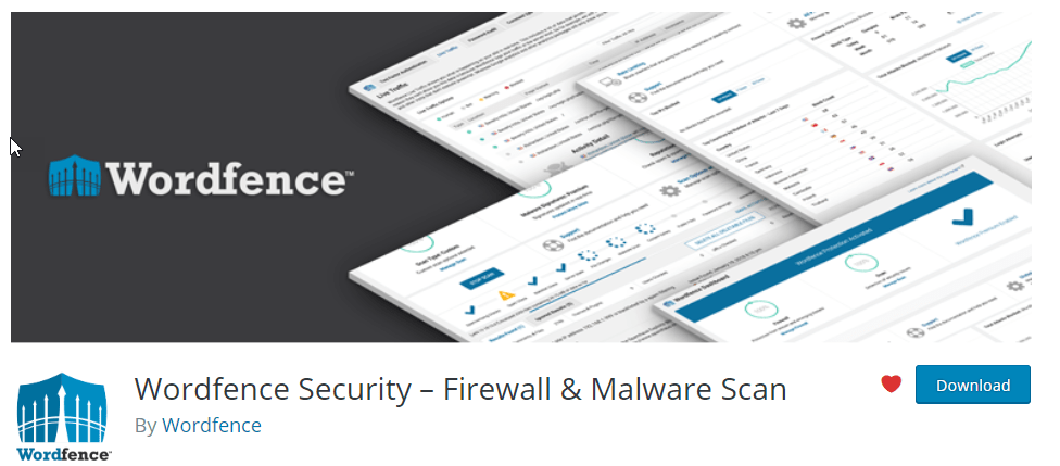 Wordfence Security - Firewall and Malware Scan WordPress Plugin