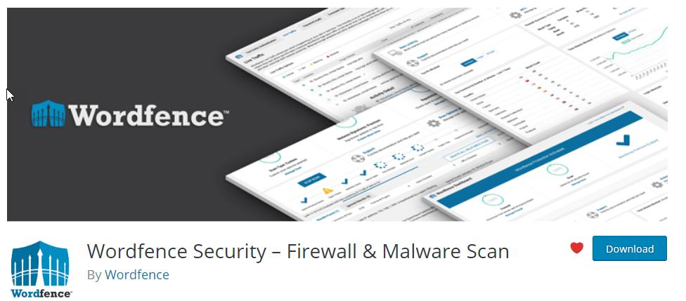 Wordfence Security - Firewall and Malware Scan WordPress Plugin