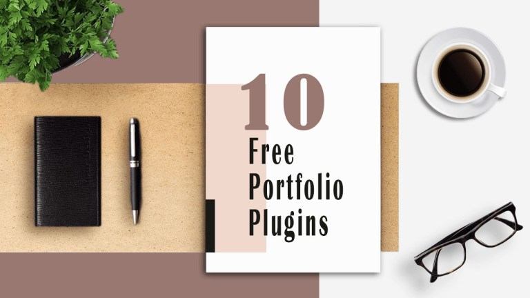Free-10-Portfolio-WordPress-Plugins
