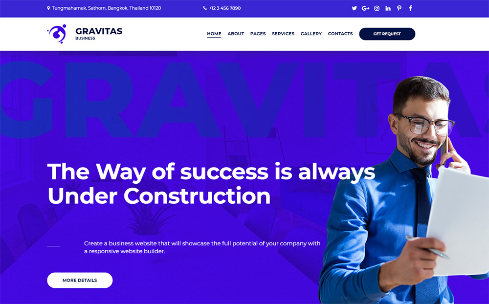 Gravitas-Multipurpose-Business-Moto-CMS3-Template