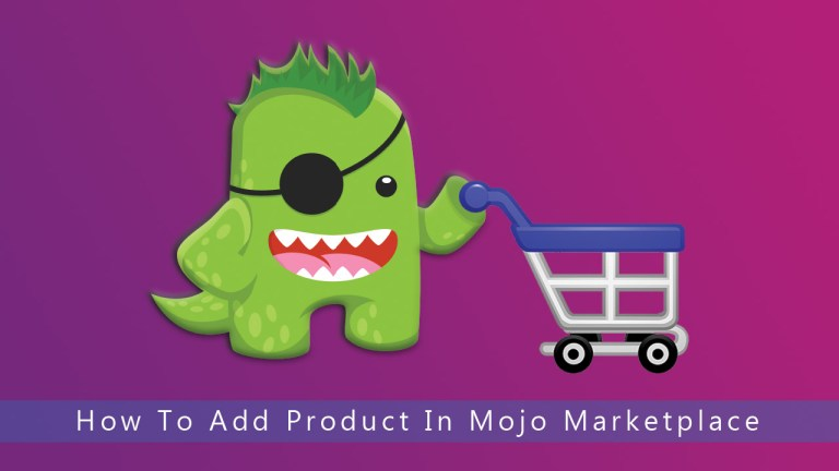 How To Add Product In Mojo Marketplace