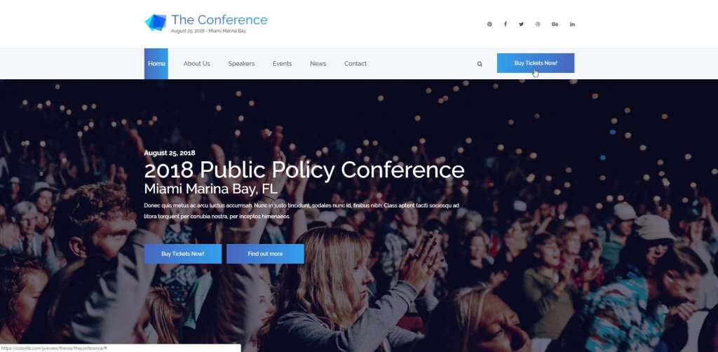 The Conference-min
