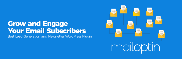 MailOptin – Popups, Email Optin Forms & Newsletters for MailChimp, Aweber etc