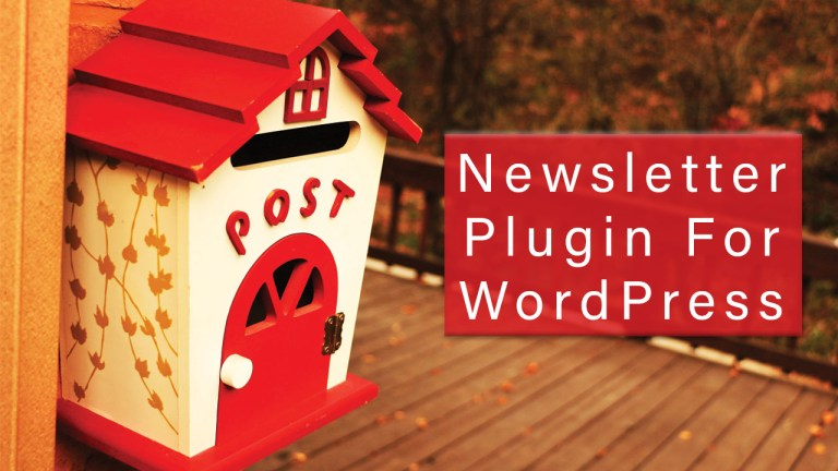 Top 10 Newsletter Plugin For WordPress