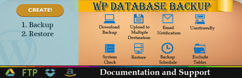 WordPress Database Backup Plugin