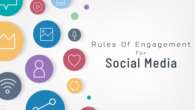 Rules Of Engagement For Social Media