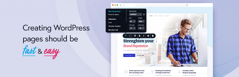 Brizy – Page Builder