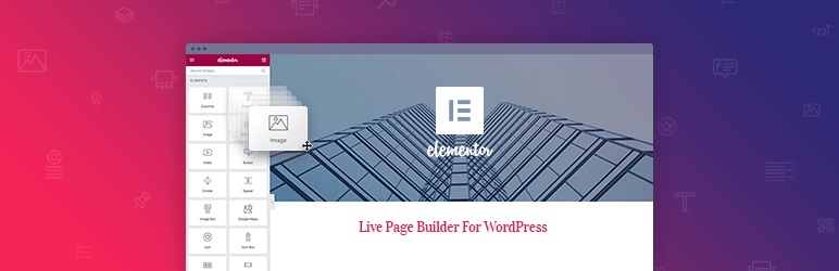 page builder plugins elementor