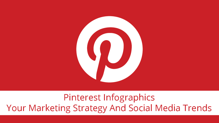 Pinterest Infographics: Your Marketing Strategy And Social Media Trends
