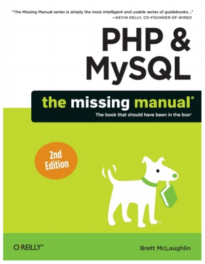 PHP & MySQL The Missing Manual