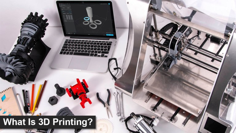 What Is 3D Printing All You Need To Know
