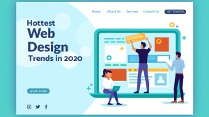 Hottest Web Design Trends in 2020