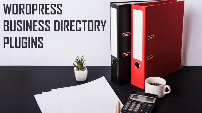 5 Best WordPress Business Directory Plugins 2020