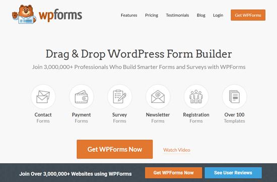 WPForms Authorize.Net WordPress Plugins