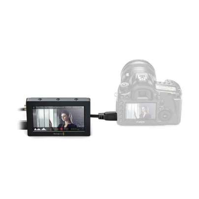 Blackmagic Design Video Assist HDMI/6G-SDI Recorder and 5″ Monitor Monitors Black Magic