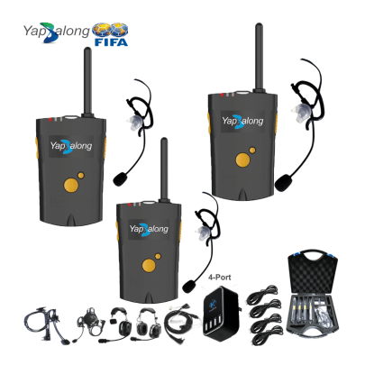 Yapalong 4000 (3-User) Complete Set Intercom Systems Intercom Systems