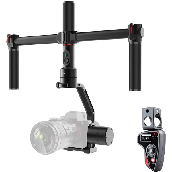 Moza Air 3-Axis Gimbal Stabilizer Kit with Thumb Controller Gimbal & Stabilizer Gimbal & Stabilizer
