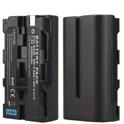 Promage Digital Video Light Battery -NP F750/F770 Battery And Charger Battery And Charger