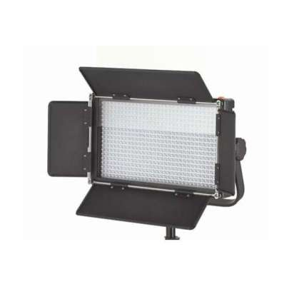 Lishuai LED Studio Light Bi-color Version 576 with V-mount plate and LCD display Led Lighting Led Lighting