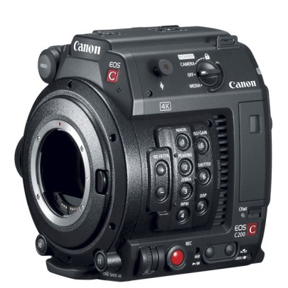 Canon EOS C200B Cinema Camera (Body Only) Pro Video Canon