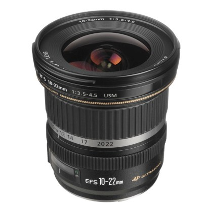 Canon EF-S 10-22mm f/3.5-4.5 USM Lens Digital Camera Lens Canon