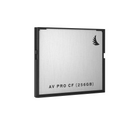Angel Bird Av Pro Cf 256 Gb Memory Card AVP256CF Memory Card/ Hard Drive Angel Bird