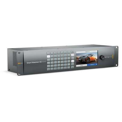 Blackmagic Design Smart Videohub 40 x 40 12G-SDI Pro Video Black Magic