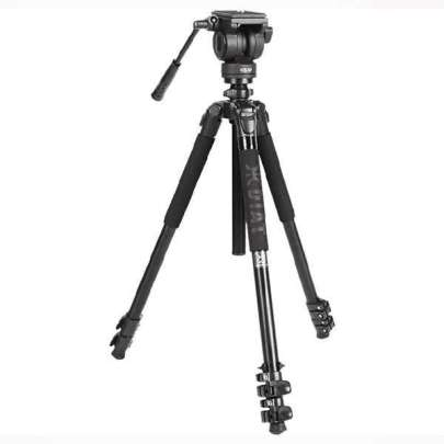 Diat Professional Video Tripod Monopod With Fluid Head TA253A-KS5P Photography Diat