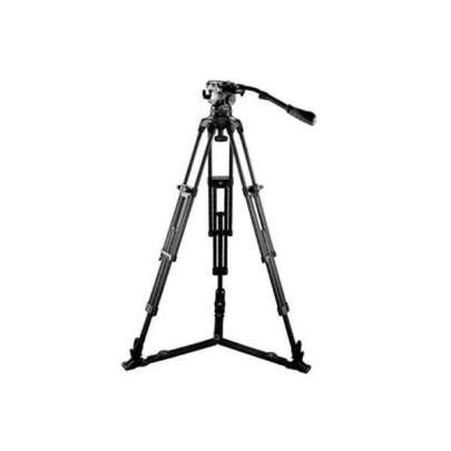 E-Image EG10A2L 2-Stage Aluminum Tripod with GH10 Head Pro Video E-Image