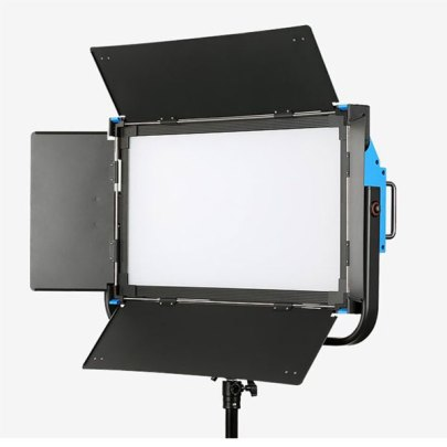 Lishuai  HS-300 RGBW light, LED Studio light, 2800-10000K color temperature Lighting Lighting