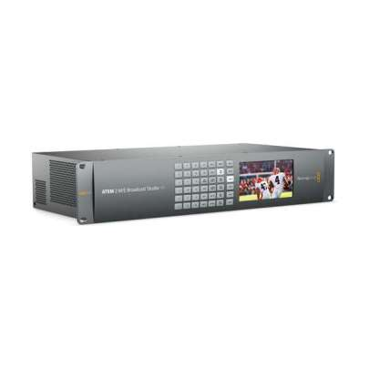 Blackmagic Atem 2 M/E Broadcast Studio 4K Pro Video Black Magic