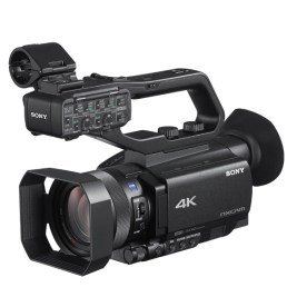 Sony Hxr-Nx80 4K Nxcam With Hdr & Fast Hybrid Af Pro Video Pro Video