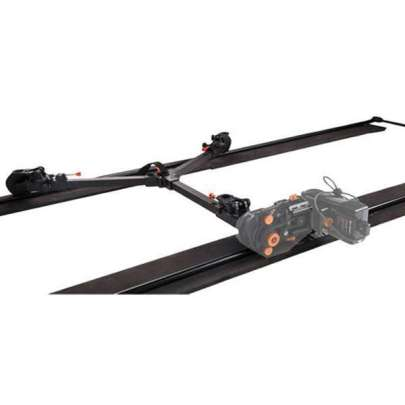 E-Image ED360 5 Meter Ground Slider With Dolly Set Camera Support Camera Support