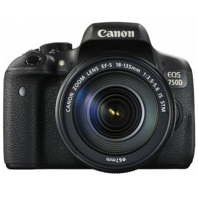 Canon EOS 750D DSLR Camera with 18-55mm IS STM Dslr Camera Canon