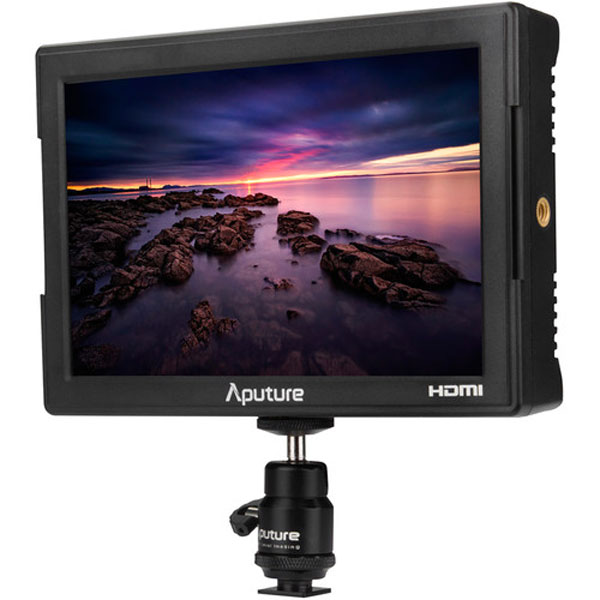 Aputure VS-5 V-Screen 7″ PRO Multifunctional Monitor Monitors Aputure