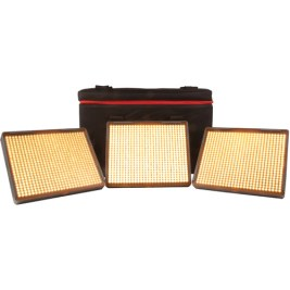 Aputure Amaran 3-Point 2-Flood 1-Spot Daylight HR672KIT-CCC (3-Light Kit) Kit Lights Aputure