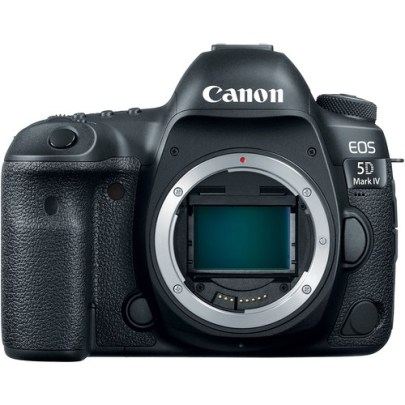 Canon EOS 5D Mark IV DSLR Camera (Body Only) DSLR Cameras Canon