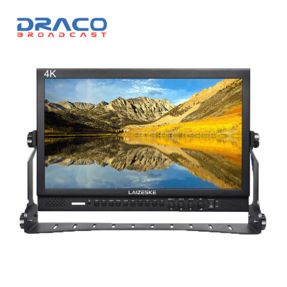 Laizeske DR173H 17.3″ Full HD LED-Backlit Multiformat Pro Broadcast LCD Monitor Monitors Draco Broadcast