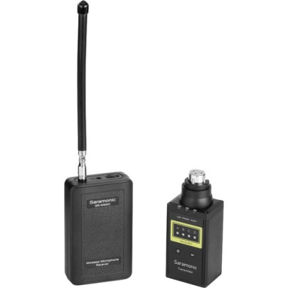 Saramonic Wireless VHF XLR Plug-On Microphone System Audio audio