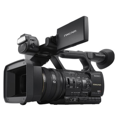 Sony Hxr-Nx5r Nxcam Professional Camcorder Pro camcorders & Cameras Pro Video