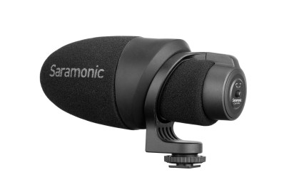 Saramonic Cammic Audio Wired Shotgun Mics ENG/EFP audio