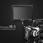 Aputure VS-5X V-Screen 7″ On-Camera Monitor Monitors Aputure
