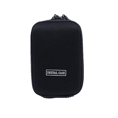 Solibag Carry Case -5003 Hardcase Pure Black L (With Shoulder Strap And Belt Loop) Suitable For Example Cybershot Dsc Hx60 Hx90 – Coolpix S9900 W100 W150 – Lumix Dmc Tz70 Tz80 – Powershot Sx710 Sx720 Camera Bags Camera Bags