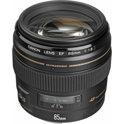 Canon EF 85mm f/1.8 USM Lens Digital Camera Lens Canon