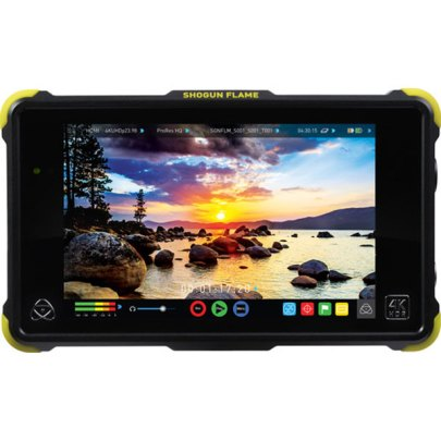 Atomos Shogun Flame 7 Monitors Atomos