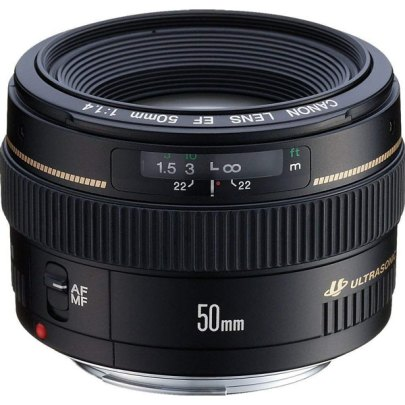 Canon EF 50mm f/1.4 USM Lens Digital Camera Lens Canon